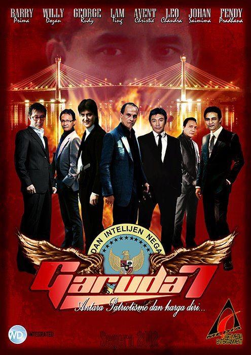 "GARUDA 7: ""The Expendables"" Versi Indonesia dan Reuni Para"